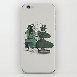 Bush-ido iPhone Skin