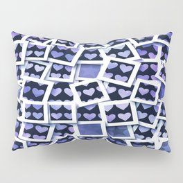 I Love You This Much Blue Pillow Sham