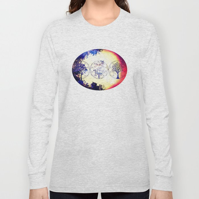 TREEMETRICLIFE Long Sleeve T-shirt