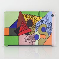 wild things iPad Cases featuring Wild things by tmens