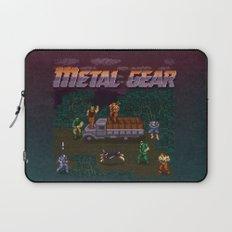 Gear Metal Laptop Sleeve
