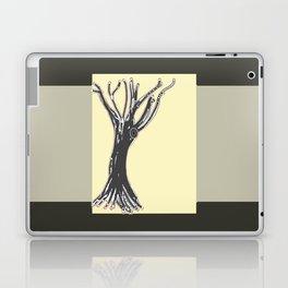 unblinking tree Laptop & iPad Skin