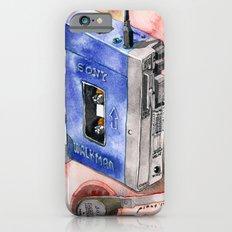 Vintage gadget series: Sony Walkman TPS-L2 iPhone 6s Slim Case