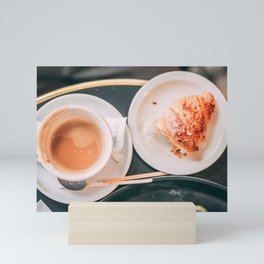 Breakfast II Mini Art Print