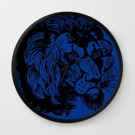 Leo Sign Wall Clock