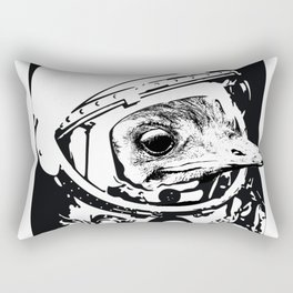 Emu-naut Rectangular Pillow
