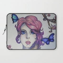 Touch Me Laptop Sleeve