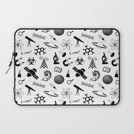 Symbols of Science Laptop Sleeve