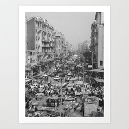 Egypt - Cairo Art Print