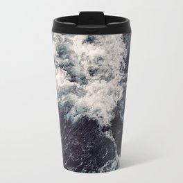 Rush of Waves Travel Mug