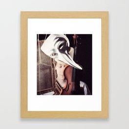 Performance Framed Art Print