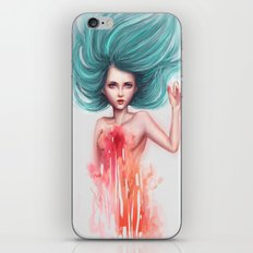 Melting iPhone & iPod Skin