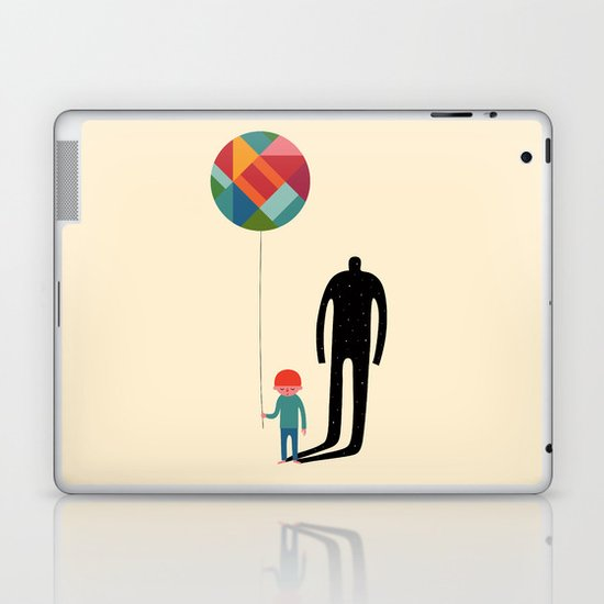 Grow Up Laptop & iPad Skin