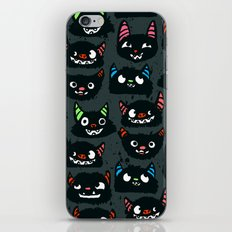 Goofy Monsters iPhone Skin