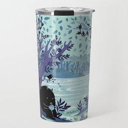 A Quiet Spot of Tea Travel Mug