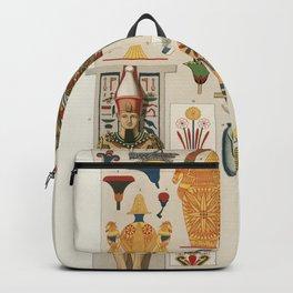 Gods of Egypt-Pharaohs of Egypt Backpack
