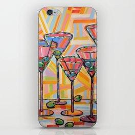 Martini Hour iPhone Skin