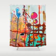 alchimie Shower Curtain