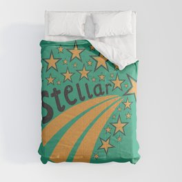 Stellar - Made out of Star Comforters
