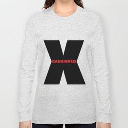 -X- Long Sleeve T-shirt
