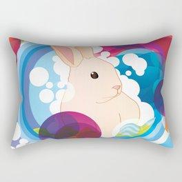 Coelho (Rabbit) Rectangular Pillow