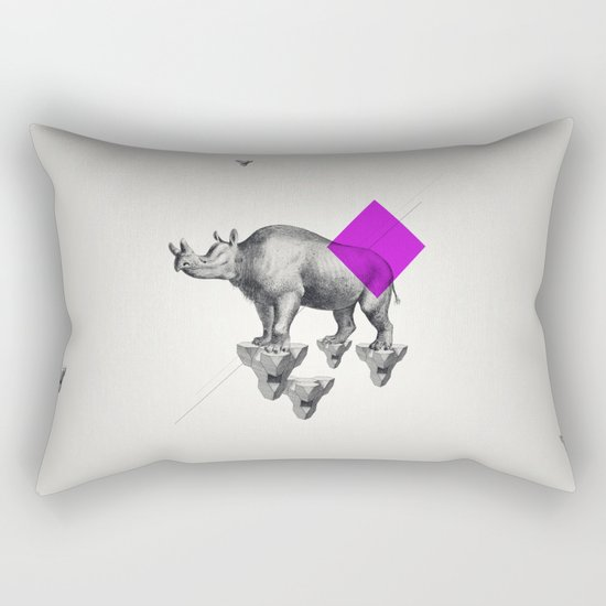 Archetypes Series: Solitude Rectangular Pillow