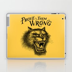 PROVE THEM WRONG Laptop & iPad Skin