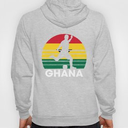 Ghana Soccer Football GHA Hoody