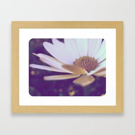 """""""Faint Implications and Pale Delicacies."""" Framed Art Print"""