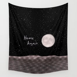 Home Again Wall Tapestry