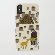 i'm sorry Slim Case iPhone X