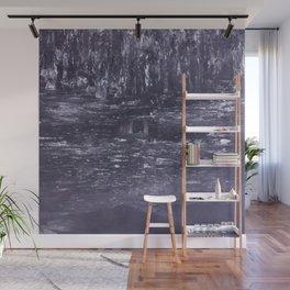 Enchanted (Grey) Wall Mural