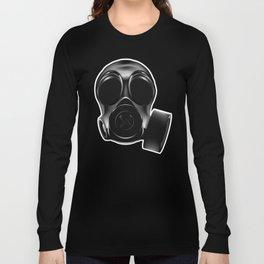 Gas mask. Long Sleeve T-shirt