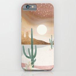Honey Sky iPhone Case