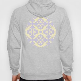 Floral Lace Pattern Hoody