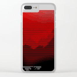 ryd hyryzyn Clear iPhone Case