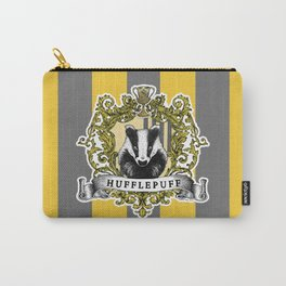 Hufflepuff Color Carry-All Pouch