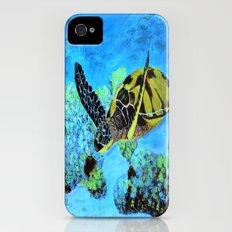 Quiet Swimm Slim Case iPhone (4, 4s)