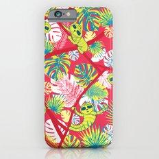Drunken Sloths iPhone 6s Slim Case