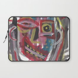 Abstract portrait 3 Laptop Sleeve