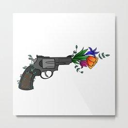 Bang Bang Metal Print
