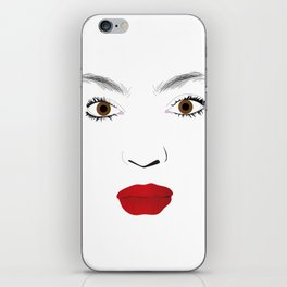 """My Beauty"" by Keith Moses Wardlaw A.K.A. kmoses215 iPhone Skin"