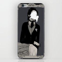 Picture of Dorian Gray - oscar wilde iPhone Skin