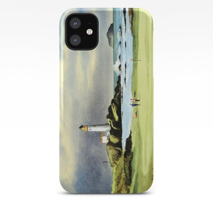 Turnberry Golf Course 10th Green Iphone Case By Billholkham Society6