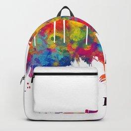 New Haven Skyline Backpack