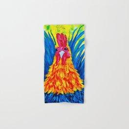 Cockadoodledoo Hand & Bath Towel