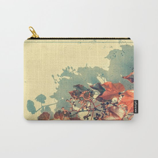 Grapes of Autumn Carry-All Pouch