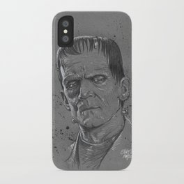Frankenstein Monster iPhone Case