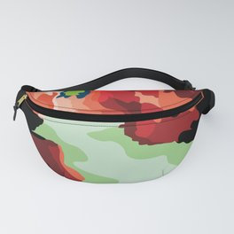 Paradise in Bali Fanny Pack
