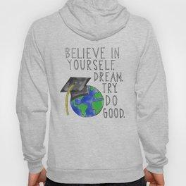 Believe in Yourself - Boy Meets World Graduation Hoody